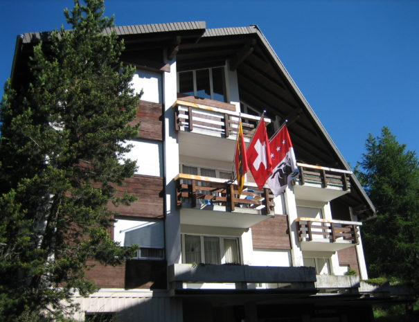 Haus Myrrena apartment for 6 persons in Mürren