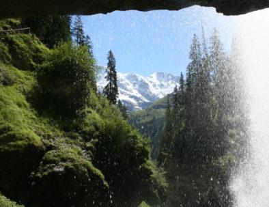 Sprutz in Gimmelwald, near Mürren