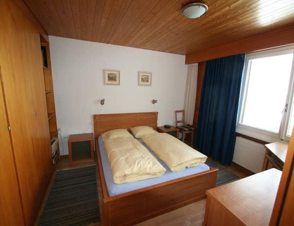 Haus Myrrena, master bedroom